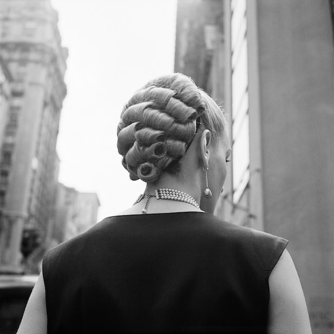 Vivian Maier, New York, 3 septembre 1954, tirage argentique, 2014 © Estate of Vivian Maier, Courtesy of Maloof Collection and Howard Greenberg Gallery, NY