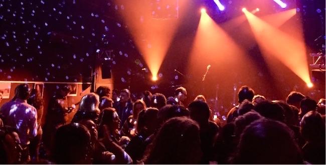 Rock et pop en festivals