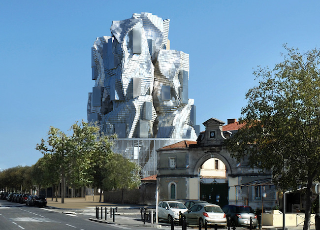 La fondation Luma impose à Arles sa modernité