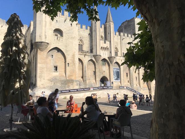 Avignon, on y est ! Le théâtre reprend vie !
